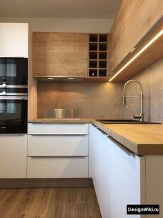 [Most Updated] Stylish Kitchen Cabinet Design Ideas 2019 40 Kitchen Cabinet Design Ideas – cuisine moderne Classic Kitchen, Stylish Kitchen, Modern Kitchen Cabinets, Kitchen Cabinet Design, Kitchen Modern, Kitchen Cupboard, Updated Kitchen, Minimal Kitchen, Modern Kitchens