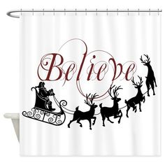 55 Best Christmas Bathroom Shower Curtains Images On Pinterest