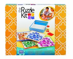 Mega Puzzles The Puzzle Kit, 2015 Amazon Top Rated Puzzle Accessories #Toy