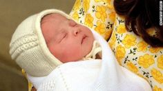 The newest UK royal, a girl born on 2 May 2015, has been named Charlotte Elizabeth Diana (Princess Charlotte of Cambridge). The middle names, of course, hark to her great grandmother, the current queen, and her paternal grandmother, Princess Diana, who died in 1997. Charlotte, a feminine form of Charles, is likely a nod to her grandfather, Prince Charles. Charlotte Elizabeth Diana is fourth. in line to the throne-after Prince Charles: her father, Prince William; and her brother, Prince…