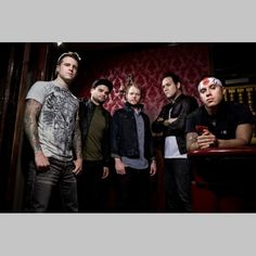 Coming out of Southern California during the rap-metal explosion around the turn of the century, Atreyu crafted a sound much closer to Agnostic Front or Hatebreed.