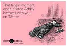 YES!!!! This is so true! Kristen Ashley is the awesome!
