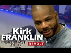 Kirk Franklin Interview with The Breakfast Club (11/13/2015)