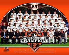 San Francisco Giants 2012 World Series Champions 8x10 Photo #2 by SAN. $4.99. This 8x10 photo is perfect for any Giants fan! Fits perfectly into any standard 8x10 frame.