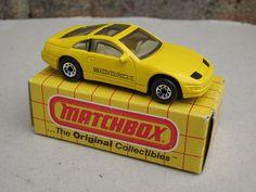 Matchbox Superfast Nissan 300 ZX...