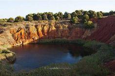 Cava bauxite Otranto