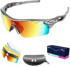 d1bad4e3b6a AFARER Polarized Sports Sunglasses for men and women Golf Sunglasses