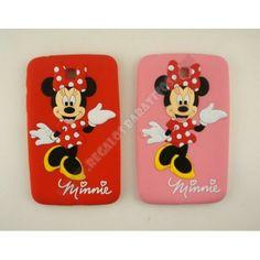 6f9c640dba0 Carcasa divertida Minnie para Galaxy Tab 3 Lite de 7