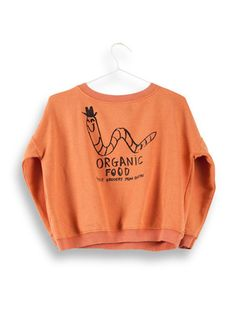 Bobo Choses Organic Food Sweatshirt