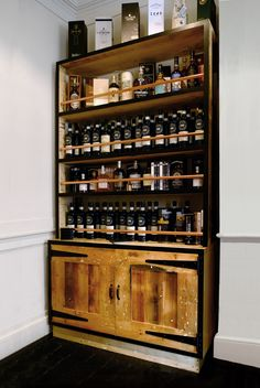 Great Is It For Whiskey, Books, Plates? YOu Tell Us And Weu0027ll Design The Shelves  To Accommodate. Easu2026