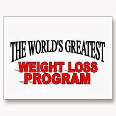 Ideas for weight loss