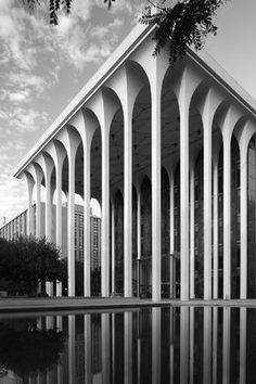 Northwestern National Life Building, Minneapolis, USA by Minoru Yamasaki