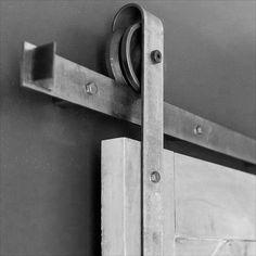 Barn Door sliding #motherofpearltrading