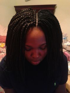 Senegalese Twist Crochett