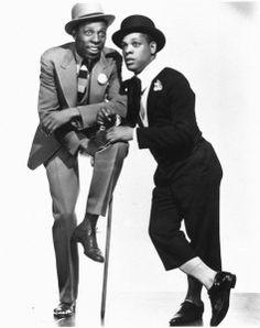 For 40+ years, Buck & Bubbles broke racial barriers on the vaudeville circuit: http://www.dance-teacher.com/2015/02/john-bubbles-2/