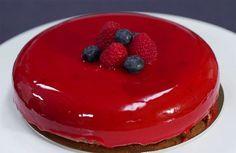 Torta con glassa a specchio - Iginio Massari The Sweetman - Nona Puntata - Iginio Massari The Sweetman. Una stagione piena di dolcezza