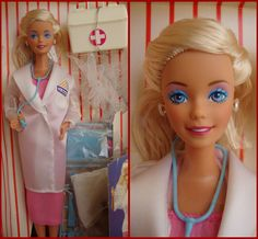 Barbie Doctora 1987.