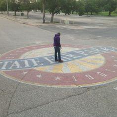Lincoln Nebraska...when the State Fair was here...