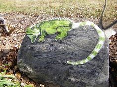 17 Playful painting projects for the garden