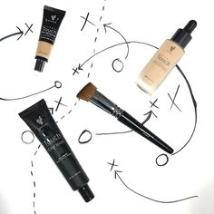 Regardless of how your brackets doing get complexion perfection with our Flawless Four!  #Younique