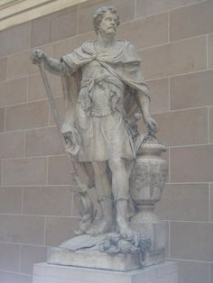 Hannibal Barca, the legendary leader of the military forces of Carthage, almost overpowered Rome and was considered Rome's greatest enemy. Hannibal Barca, Punic Wars, Ap World History, Roman Art, Carthage, Ancient Rome, African, Statue, Counting