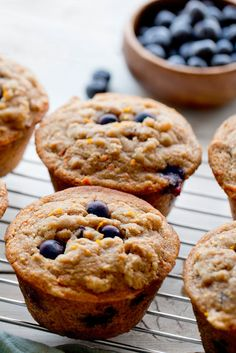 NYT Cooking: This master recipe for juicy, whole grain berry muffins is both extremely flexible and extremely rewarding. It is sweet but not sugary, packed with whole grains but not dense, and reasonably rich in fiber, protein, complex carbohydrates and healthy fats. The fresh berries and nuts are interchangeable with dried fruit, coconut or sunflower seeds. And the muffins freeze beautifully;...