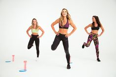 WORKOUT VIDEO ~ Bombshell Booty – Tone It Up
