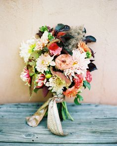 pretty bouquet | honey of a thousand flowers