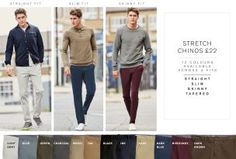 Slim fit Size 30s Colour - charcoal  Buy Straight Fit Stretch Chinos from the Next UK online shop