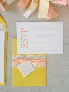 RSVP Wording | Typography | RSVP | Invitation | Eiseman Bridal