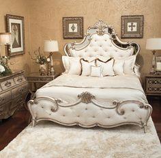 Hemispheres: A World of Fine Furniture | Sanctuary Bedroom