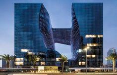 Hanul Balaban – igloo Dmx Lighting, Facade Lighting, Cool Lighting, Bartlett School Of Architecture, Architecture Student, Clean Concrete, Dubai Hotel, Photo P