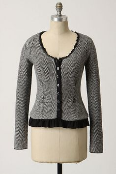 Make Nice Cardigan by Guinevere