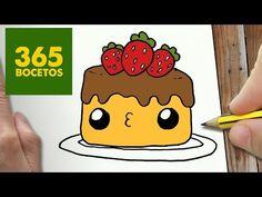 COMO DIBUJAR CAFE KAWAII PASO A PASO - Dibujos kawaii faciles - How to draw a Coffee - YouTube Cute Food Drawings, Cute Little Drawings, Cute Kawaii Drawings, Kawaii Art, Cartoon Drawings, Draw So Cute Food, Image Emotion, Tumblr Cartoon, Galaxy Phone Wallpaper