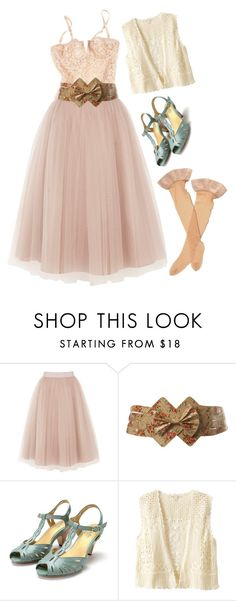 """""""Untitled #2576"""" by patpotato ❤ liked on Polyvore featuring Coast, Miss Selfridge, Seychelles, Uniqlo and Fogal"""