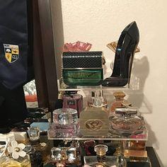 2 and 3 Tier Perfume Tray, Perfume Organizer, Perfume Holder, Makeup Organizer, Acrylic Makeup Organizer - perfume - Perfume Storage, Perfume Organization, Perfume Display, Perfume Tray, Makeup Organization, Best Perfume, Perfume Fragrance, Perfume Fahrenheit, Makeup Vanities