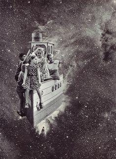 Surrealism/Dreams - RECOLLECTION - BETH HOECKEL