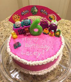 cake shopkins cake birthday cakes 8th birthday birthday party ideas ...