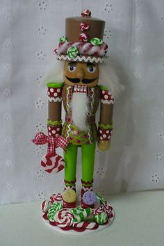 NUTCRACKER GINGERBREAD-CANDY