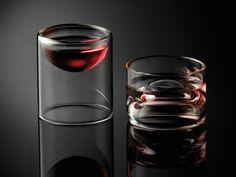 Vetro Umbro. marchi: Blueside <3  http://www.blueside-design.com/shop/prodotti/shot-minishot-double-reversible-glass