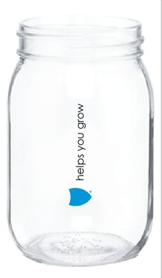 branded mason jar Corporate Gifts, Mason Jars, Water Bottle, Gift Ideas, Drinks, Drinking, Beverages, Promotional Giveaways, Mason Jar