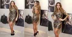 Sabrina Sato adora looks com brilho - Ícone de moda e beleza, a apresentadora Sabrina Sato gosta de ousar no visual