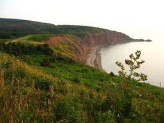 Cape Breton Island (Inverness Co) Nova Scotia, Canada