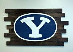 My husband recently started a new job at BYU (which he is loving!) and needed something to put up on the blank wall of his new office. We decided it'd be awesome and fun to make our own wall decor and this is what we came up with. We love how it turned out! We...Read More »