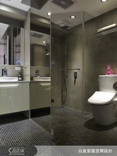讓你賴著不走的7個衛浴好設計