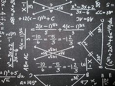 MATH-CHEMISTRY-EQUATIONS-BLACK-WHITE-COTTON-FABRIC-FQ