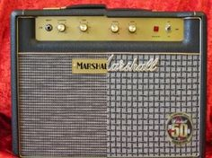 Marshall JTM1C & JMP1C combos; A review is in the works: Kitarablogi.com