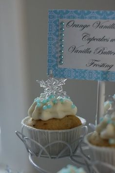 Cute Details for Winter Wedding Bridal Shower