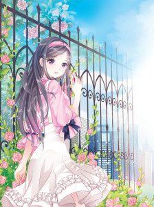 Cute Anime Girl Wallpaper Wallpaper Wallpaperlepi Live Wallpaper
