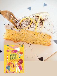 """Hier kommt ein Rezept für saftigen Zitronenkuchen aus dem wunderbar anarchischem Backbuch """"Guerilla Baker - Zuckerorgasmus"""" (edel Verlag, 17,95 Euro), in dem knapp 50 superleckere süße Backrezepte darauf warten, von fröhlichen Bäckerinnen ausprobiert zu werden.Zutaten Zitronenkuchen200 g Mehl2TL Backpulver150 g weiche Butter225 g Zucker3 Eier40 g gemahlener Mohn3 Bio Zitronen150 ml Buttermilch200 PuderzuckerZubereitung Zitronenkuchen1. Mehl mit Backpulver vermischen, Ofen auf 160 Grad…"""